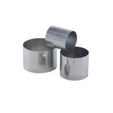 Кольцо металлическое для паковки коронок и протезов, размер 3.