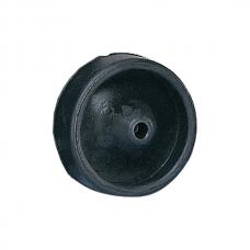 Цоколь с конусом резиновый, размер 3.