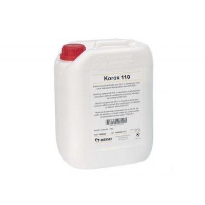 Korox 110 - пескоструйный материал
