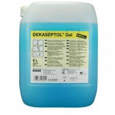Дезинфицирующее средство DEKASEPTOL GEL, 6 л.