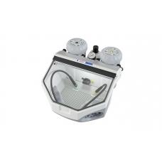 Basic eco - аппарат пескоструйный с 2-мя бачками