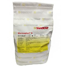 Marmoplast N Siladent натуральный гипс с синтетической смолой, IV класс, абрикос, 5 кг