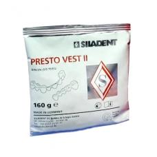 Presto Vest II (Престо Вест) паковочная масса Siladent, 160 г